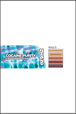 Ez Test - Cocaine Purity