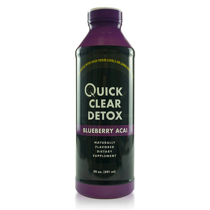 Spectrum Labs Quick Clear Detox Drink 20oz
