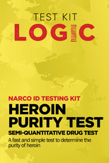 Test Kit Logic - Heroin Purity Test
