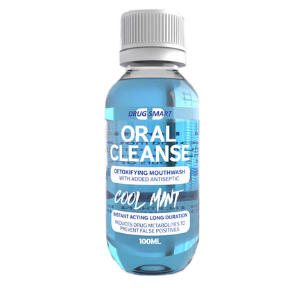 Drug Smart Oral Cleanse Mouthwash 100ml
