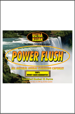 Ultra Klean Power Flush Temporary