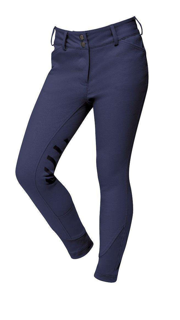 Dublin Prime Gel Knee Patch Child Breeches, Knee Patch Breeches, Dublin, One Stop Equine Shop - One Stop Equine Shop