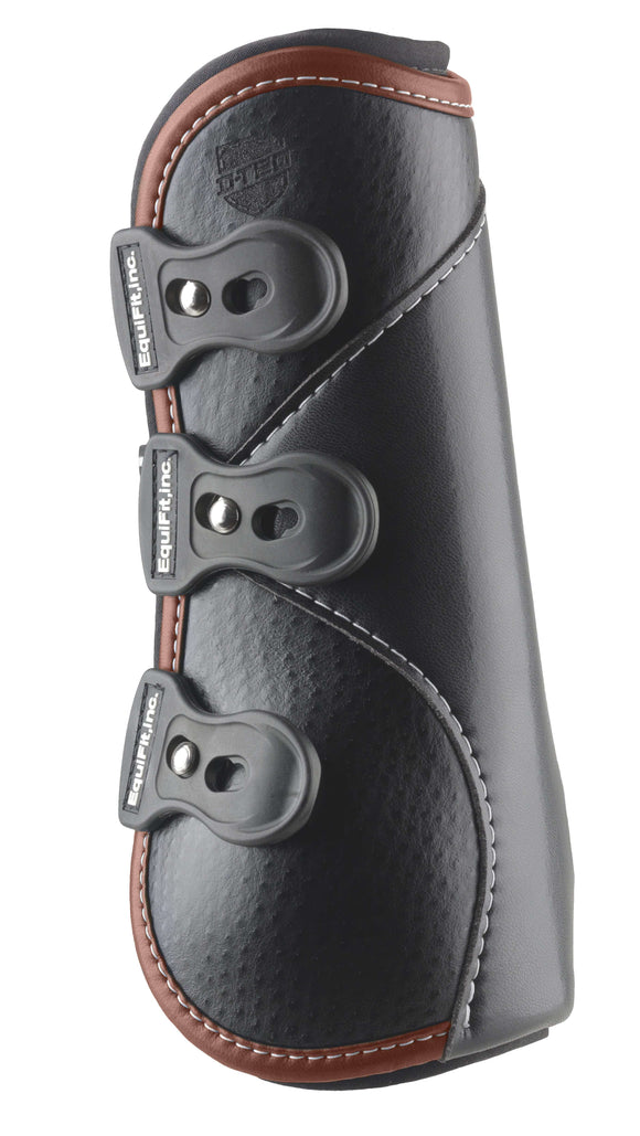 EquiFit D-Teq™ Front Boot with Color Binding