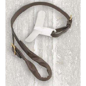 Camelot Pony Crupper w/Block