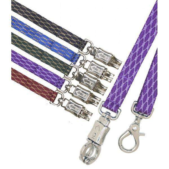 Equi-Essentials Spyderweb Adjustable Trailer Tie