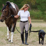 Irideon Cooldown Icefil Short Sleeve Jersey, Technical Shirts, Irideon, One Stop Equine Shop - One Stop Equine Shop