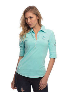 Goode Rider Happy Polo, Polo Shirts, Goode Rider, One Stop Equine Shop - One Stop Equine Shop