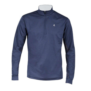 Horze Supreme Dorian Men's Long-Sleeved Functional Polo Shirt