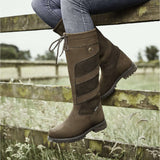 Dublin Kennet Ladies Boots Chocolate