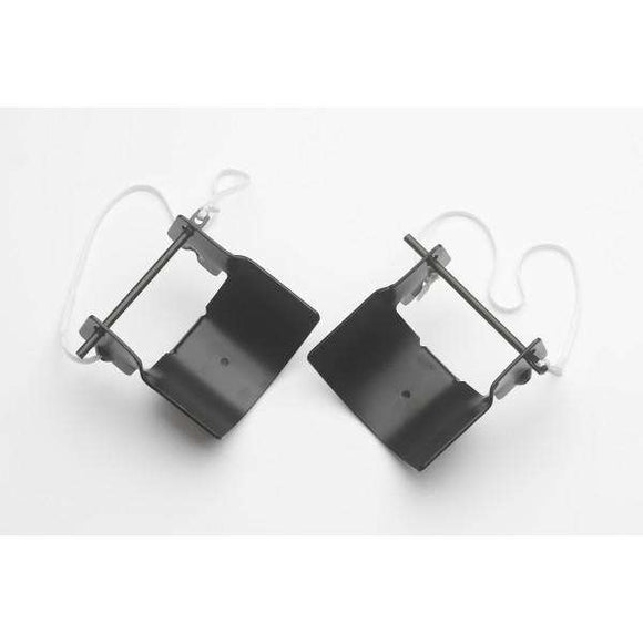 Equi-Essentials Steel Jump Cups with Black Pins