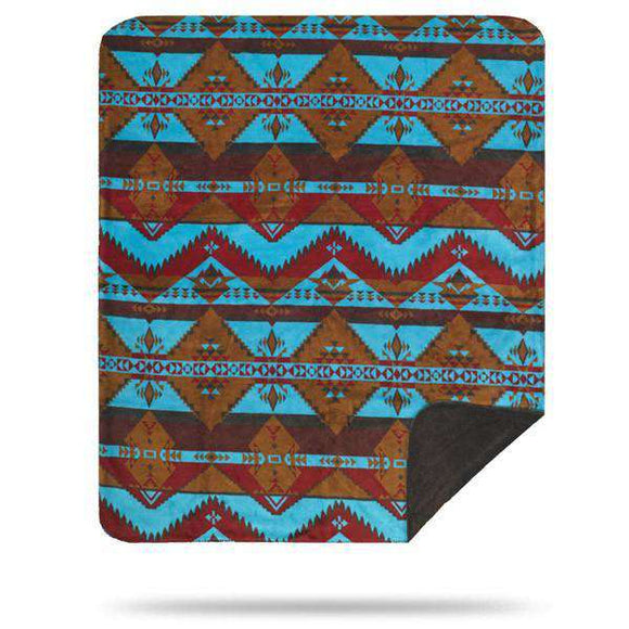 Denali Native Journey Blanket