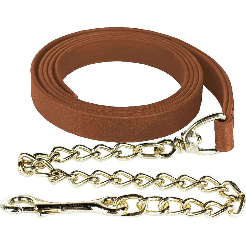 Finn-Tack Beta Lead Shank, Single Chain, Leads, Finn-Tack, One Stop Equine Shop - One Stop Equine Shop