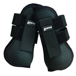 Roma Gel Open Front Jumping Boots