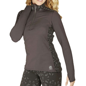 Snow Angel Women's Century Yoke Zip T