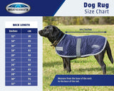 Weatherbeeta Windbreaker 420D Deluxe Lite Dog Coat