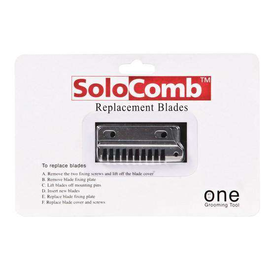 Solocomb Replacement Blades for Solo Comb