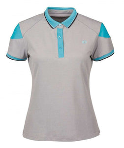 Dublin Ladies Inwood Short Sleeve Performance Polo, Polo Shirts, Dublin, One Stop Equine Shop - One Stop Equine Shop