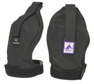 Champion Titanium Ti22 Childrens Guardian Shoulder Protectors, Riding Vests, Champion, One Stop Equine Shop - One Stop Equine Shop