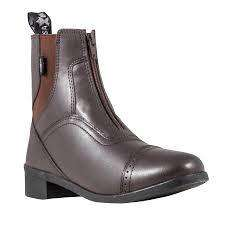 Saxon Childs Syntovia Zip Paddock Boots