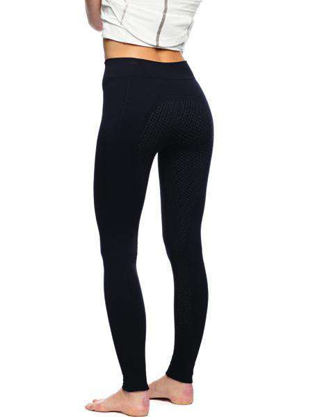 Goode Rider Bodysculpting Seamless Tights Full Seat, Full Seat Tights, Goode Rider, One Stop Equine Shop - One Stop Equine Shop