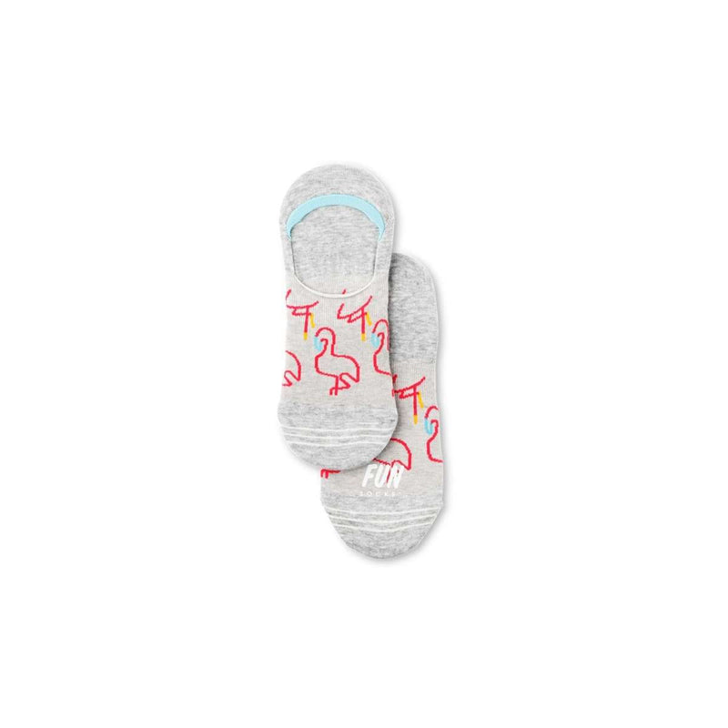 Fun Socks Women's Flamingo Socks, Socks, Fun Socks, One Stop Equine Shop - One Stop Equine Shop