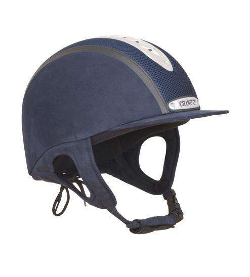 Champion Evolution Puissance Riding Hat, Riding Helmets, Champion, One Stop Equine Shop - One Stop Equine Shop