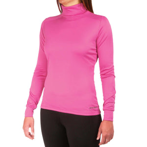 Hot Chillys' Women's Peachskins Solid T-Neck