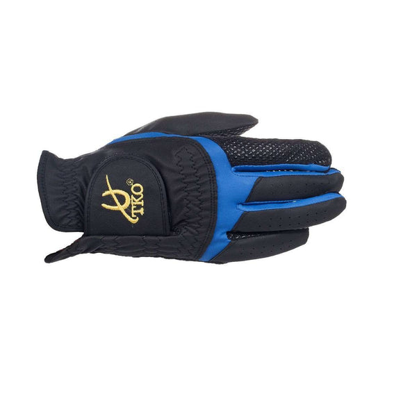 TKO Synthetic Leather Race Gloves with Silicone Palm Extra Grip