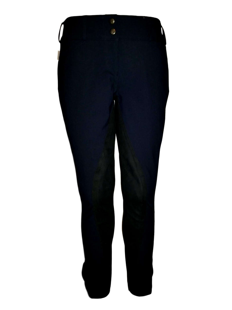 Tailored Sportsman Ladies Trophy Hunter Low Rise Front Zip Full Seat Breech