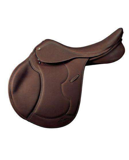 Pessoa PRO Heritage Covered Leather Saddle