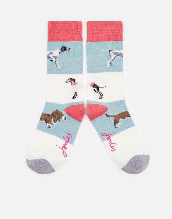 Joules Brillbamboo Socks, Socks, Joules, One Stop Equine Shop - One Stop Equine Shop
