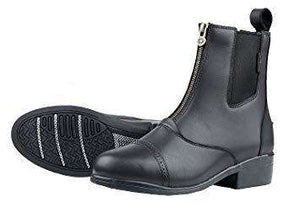 Dublin Ladies Apex Zip Paddock Boots