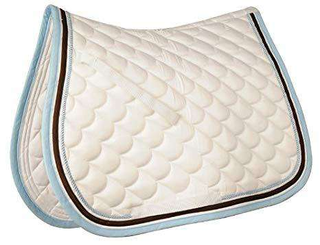 Roma Crescent All Purpose Saddle Pad