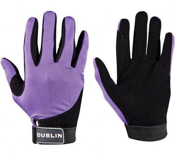 Dublin Adults All Seasons Riding Gloves