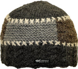 Everest Designs Patchwork Beanie