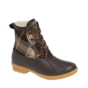 Pendleton Heritage Plaid Duck Boot