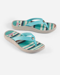 Pendleton Women's Surf Stripe Sandals