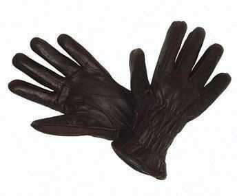 Ovation Children's Leather Winter Show Gloves
