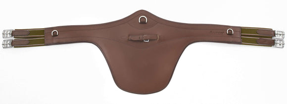 Ovation Leather Belly Guard Girth