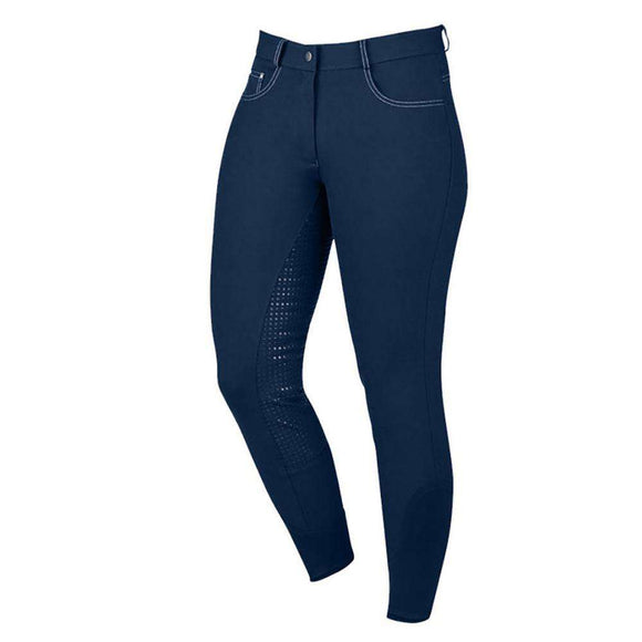 Dublin Ladies Jet Gel Full Seat Breeches