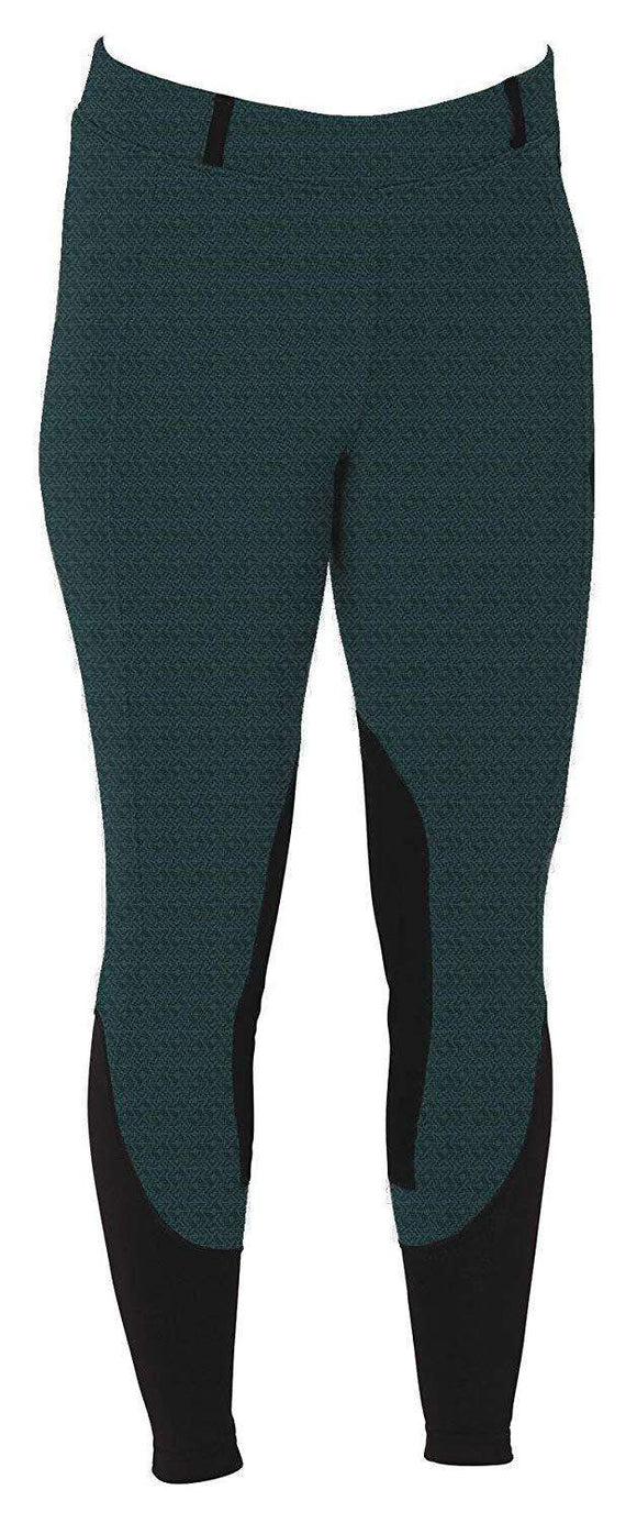 Kerrits Sit Tight 'N Warm WindPro Kneepatch Breeches