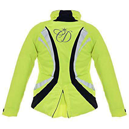 Equisafety Adults Charlotte Dujardin Volte Waterproof Jacket II
