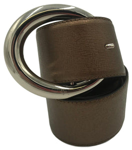 Tailored Sportsman Bronze Leather Belt