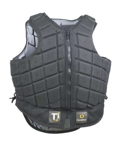 Champion Titanium Ti22 Childrens Body Protector Tall, Riding Vests, Champion, One Stop Equine Shop - One Stop Equine Shop