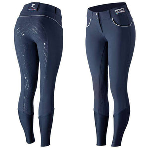 Horze Nordic Performance Women's Silicone Full Seat Breeches