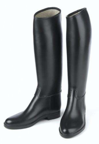 COTTAGE Ladies Derby Lined Rubber Boot