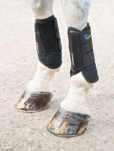 Shires Arma Motion XC Boots- Front