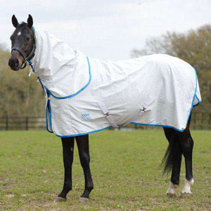 Kool Coat Lite With Surcingles Combo Neck, Fly Sheets, Kool Coat, One Stop Equine Shop - One Stop Equine Shop
