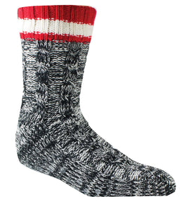 Woolrich Men's Slipper Sock