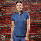 Dublin Ladies Glencoe Short Sleeve Performance Top, Technical Shirts, Dublin, One Stop Equine Shop - One Stop Equine Shop